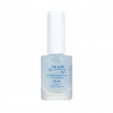 Dekor  La Perla zpevňující gel na nehty 10 ml