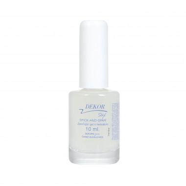 Zpevňující gel na nehty s hedvábím spick dekor 10ml