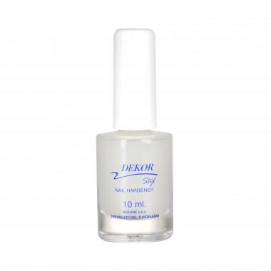 Zpevňující gel na nehty s hedvábím dekor 10ml