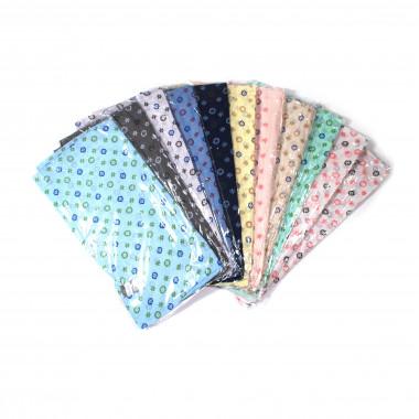 Dlouhé šátky MIX barva 1 balení / 11 kusů 180cm * 70cm 3D1-121318