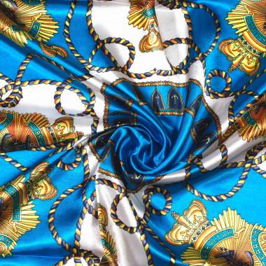 Saténový šátek na krk čtvercový 90cm * 90cm 8B2-121740
