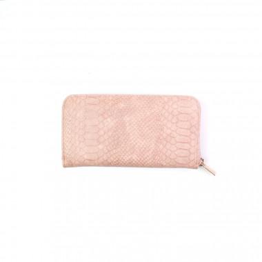 Dámská peněženka s imitací krokodýlí kůže YSTRDY