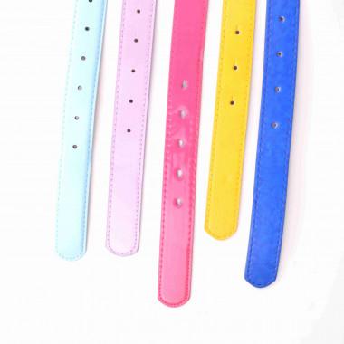 Dámské pásky rainbow mix