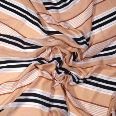 Extra velký dlouhý šátek přes ramena s třásněmi 9C1-121613