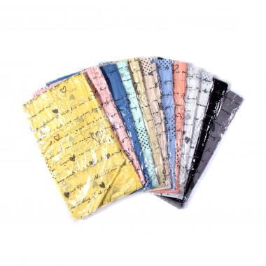 Dlouhé šátky MIX barva 1 balení / 12 kusů 180cm * 70cm 3F2-121342