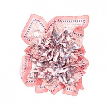 YSTRDY Květinový šátek dámský big 180/90