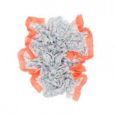YSTRDY Dámský šátek přes ramena s reflexním detailem 180/105