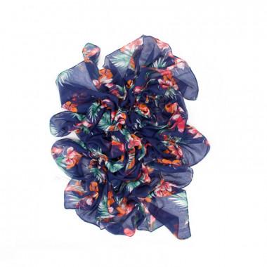 YSTRDY Velký šátek přes ramena s motivem 190/100