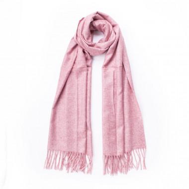 Velmi jemná šála vintage pink 200/70