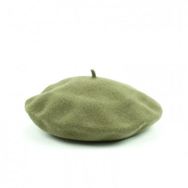 Tonak Flora Dámský vlněný baret khaki