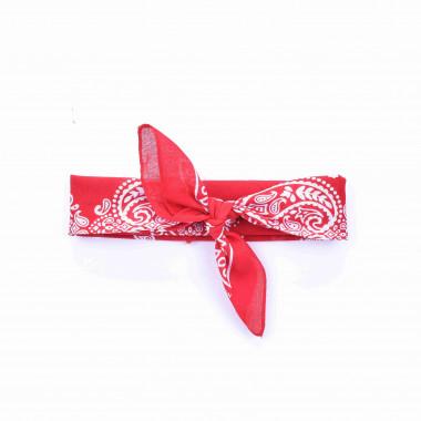 Pin-UP šátek s paisley desén 53/53