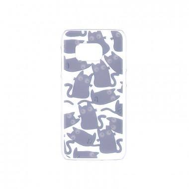 SIX Plastové pouzdro pro Samsung Galaxy S7 / C825