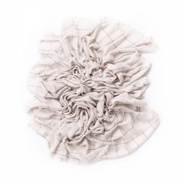 Šátek přes ramena s prošívaným desénem 180/100