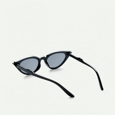 LUEUR Sluneční brýle cat eye s detailem B289