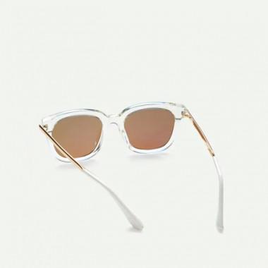 LUEUR Sluneční brýle zrcadlové modré C241