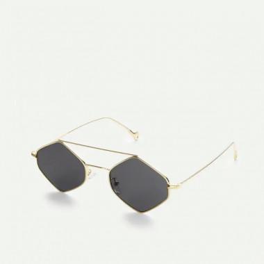 LUEUR Sluneční brýle 90st retro style G214