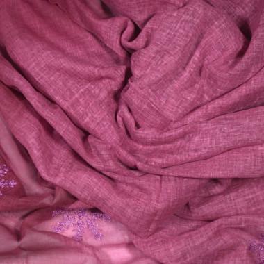 Fraas | šátek obdélníkový | vzor vločka 11