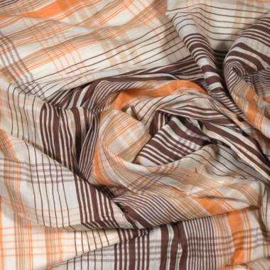 Fraas | šátek obdélníkový | vzor pruhy 125