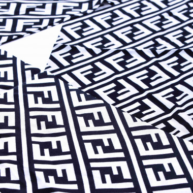 Slim šátek s desénem FF 150/15