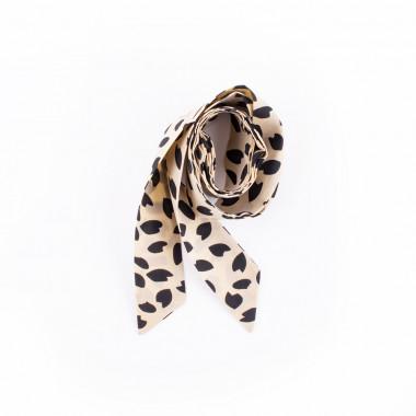 Slim šátek s desénem leo 200/5