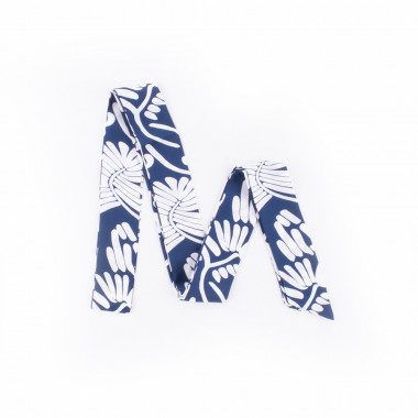 Slim šátek s desénem 200/5