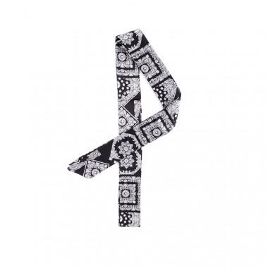 Slim šátek s desénem paisley king 200/5