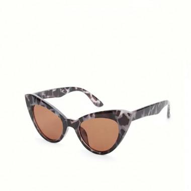 LUEUR Sluneční brýle cat eye s desénem B270