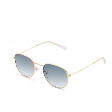 LUEUR Sluneční brýle round style top G298