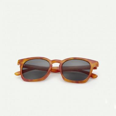 LUEUR Sluneční brýle hranaté unisex B282