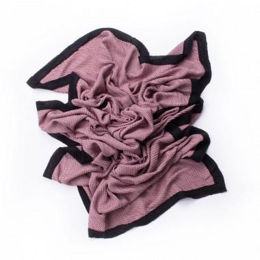Šátek přes ramena minimalistický desén 170/90
